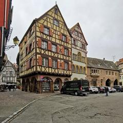 Ancien corps de garde ou ancienne maison de police - English:  Colmar (Haut-Rhin, France)