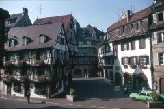 Maison - Deutsch:  Colmar in Frankreich