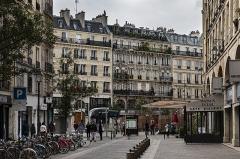 Métropolitain, station Châtelet -  Paris