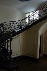Immeuble - Deutsch:  103, Rue du Faubourg-Saint-Denis in Paris, Treppenhaus