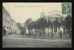 Eglise Saint-Nicolas et Saint-Marc -