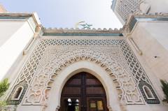 Mosquée de Paris et Institut musulman -  Paris