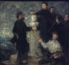 Immeuble et musée Delacroix -