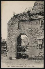 Ancienne abbaye Sainte-Croix -