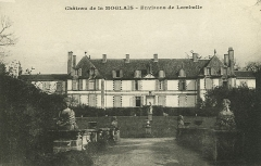 Château de la Moglais -