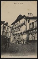 Maison dite du Bourreau -