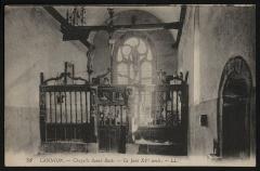Chapelle Saint-Roch -