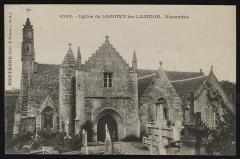 Eglise Saint-Yvi de Loguivy -