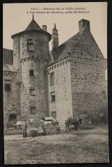 Manoir de la Ville-Daniel -