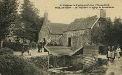 Chapelle Sainte-Barbe -