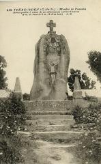 Menhir dit de Saint-Duzec -