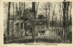 Chapelle Saint-Gonéry et cimetière -