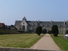Ancienne abbaye -  Abbaye Notre-Dame de Paimpont (35).