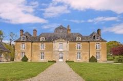 Château du Bois-Glaume - Français:   Façade Sud du Château