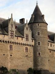 Château -  Château de Josselin, Morbihan, France