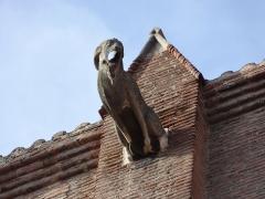 Ancien couvent des Jacobins -  Gargouilles des Jacobins, Toulouse