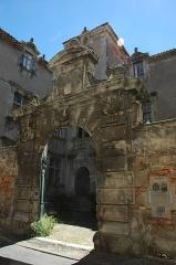 Hôtel de Viviès - Français:   Hôtel de Viviès à Castres.