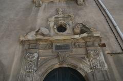 Immeuble - Français:   Hôtel Leroy de Castres