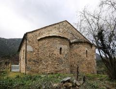 Eglise Sainte-Christine - English:  Santa Cristina (Cervione)