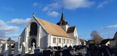Eglise de Notre-Dame du Vaudreuil - English:   Church
