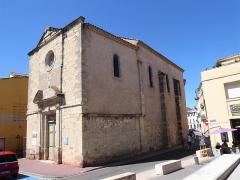 Chapelle des Pénitents-Bleus - Français:   Chapelle des Pénitents bleus de Narbonne