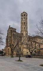 Ancienne cathédrale Saint-Théodorit - English:  Saint Theodore of Amasea cathedral of Uzès, Gard, France