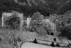 Château de Prades - www.renaud-camus.net/librairie/     Site de Renaud Camus: bio-bibliographie, journal, Le Jour ni l'Heure, chronologie, livres & textes en ligne (librairie/bookshop), site du château de Plieux (histoire, description, conditions de visite), tableaux, etc.