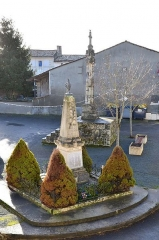 Croix - English:  war memorial