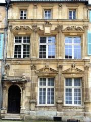 Immeuble - Français:   Bar-le-Duc - 29 rue des ducs-de-Bar