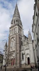 Eglise Saint-Nicolas -  Basilique Saint-Nicolas de Nantes, octobre 2019