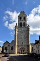Eglise Notre-Dame - Français:   Orbec (14)