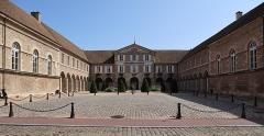 Couvent des Ursulines - Français:   Hôtel-de-Ville de Beaune (21).