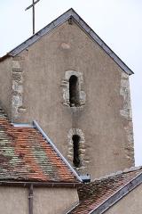 Eglise Saint-Martin - Français:   La Motte-Ternant - Eglise Saint-Martin