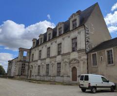 Ancien château des Comtes de Gondi - Français:   Joigny, Yonne, Bourgogne, France