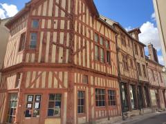 Maison dite L'Arbre de Jessé - Français:   Joigny, Yonne, Bourgogne, France