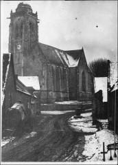 Eglise Saint-Martin de Montigny -