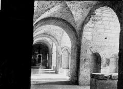 Ancienne abbaye Saint-Médard -