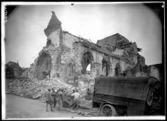 Eglise Saint-Sépulcre -