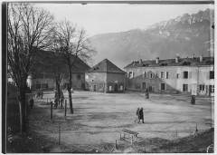 Fort Barraux, appelé autrefois fort Saint-Barthélémy -