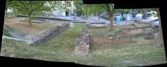 Vestiges gallo-romains dits Jardins de Cybèle -  Streets of Vienne