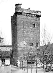 Tour des Valois (ruines) -