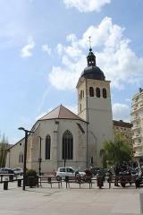 Eglise Saint-Maurice - Français:   Église Saint-Maurice d\'Annecy.