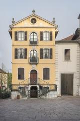 Hôtel de ville - English:   Former town hall of Annecy, Haute-Savoie, France