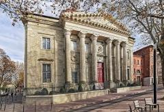 Ancien prieuré de la Daurade - English:   Basilica of Notre-Dame de la Daurade in Toulouse, facade