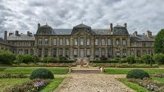 Hôtel de ville - Français:   Vue arrière de l'hôtel de Ville
