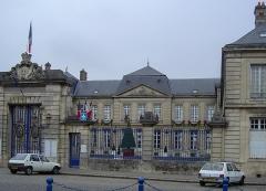 Hôtel de ville - English:  Town hall in Soissons