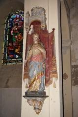 Ancien temple protestant, aujourd'hui église catholique Saint-Martin - Français:   de l\'église st martin à Pons.