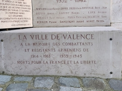 Monument aux morts - French Wikimedian , software engineer , science writer , sportswriter , correspondent  and radio personality