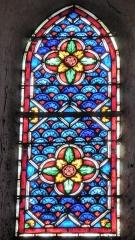 Ateliers de fabrication de vitraux, dits Ateliers Lorin - Français:   Vitrail de Ch. Lorin & Cie (Chartres 1929), église Notre-Dame de Chapelle-Royale, Eure-et-Loir, France.