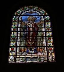 Ateliers de fabrication de vitraux, dits Ateliers Lorin - Français:   Église Saint-Germain du Chesnay en France.